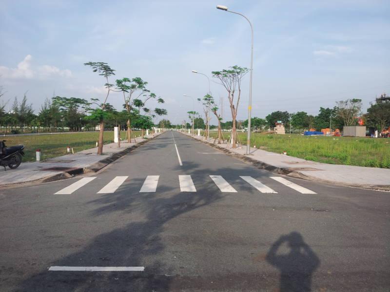 Đất nền thị xã Phú Mỹ ngày càng được xây dựng bài bản