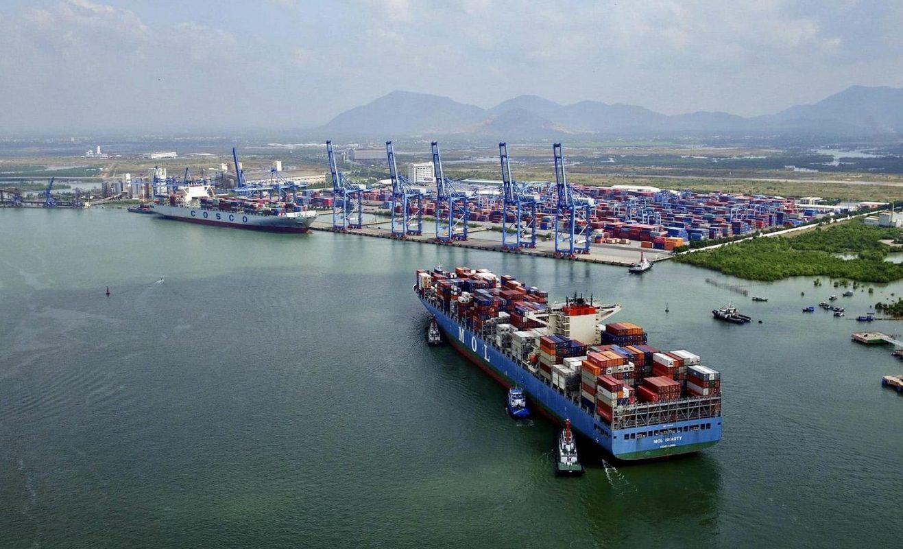Kết nối hạ tầng Phú Mỹ đến cảng Cái Mép