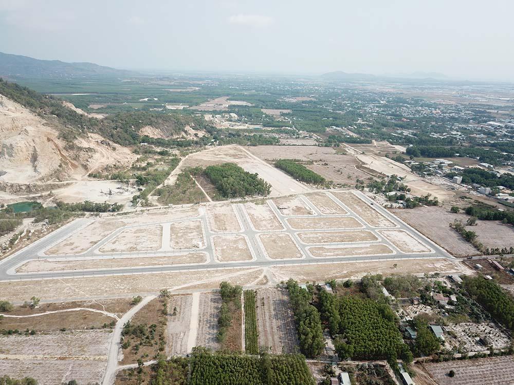Tái định cư Tân Phước Phú Mỹ
