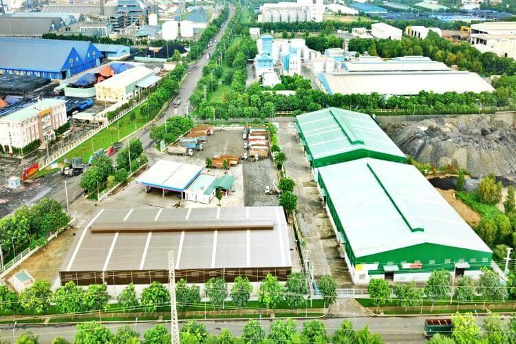Nền công nghiệp Phú Mỹ