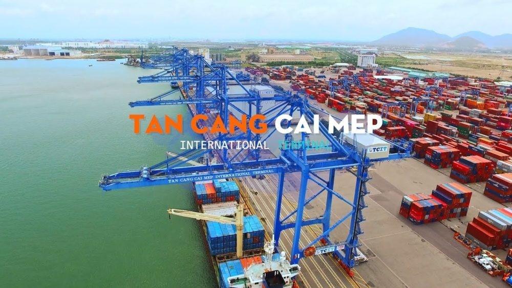 Hệ thống cảng đẩy đất nền Phú Mỹ Bà Rịa Vũng Tàu phát triển